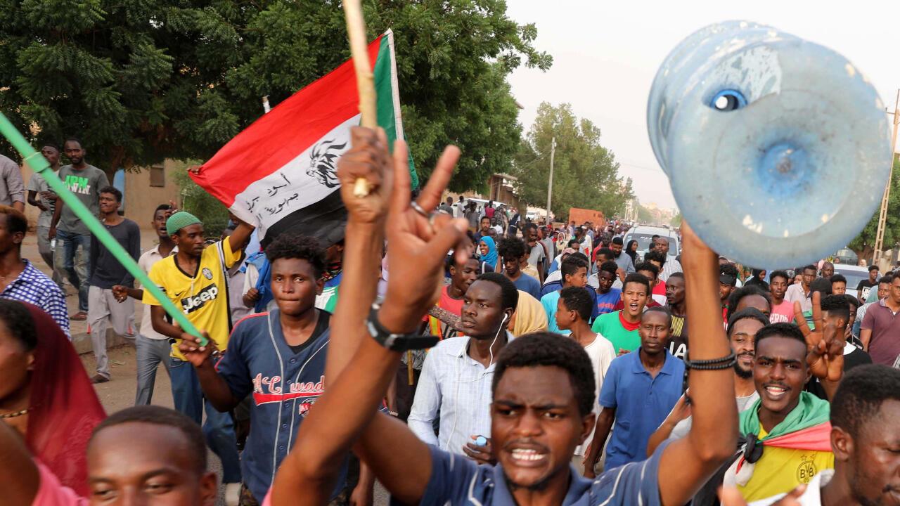Sudán: marcha del millón en Jartum