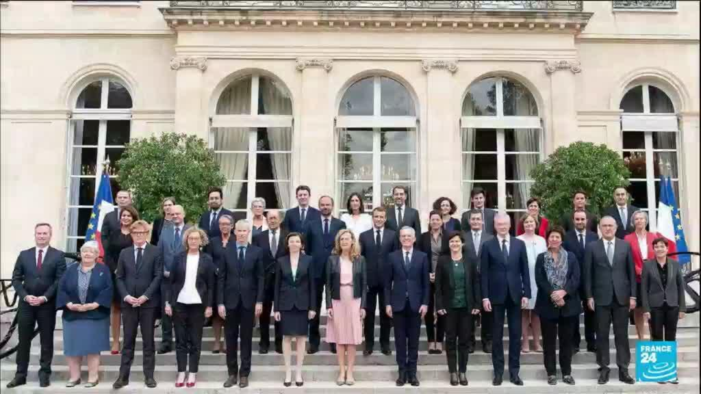 2021-07-21 12:05 France's Macron and top members of his government targeted in project Pegasus spyware case