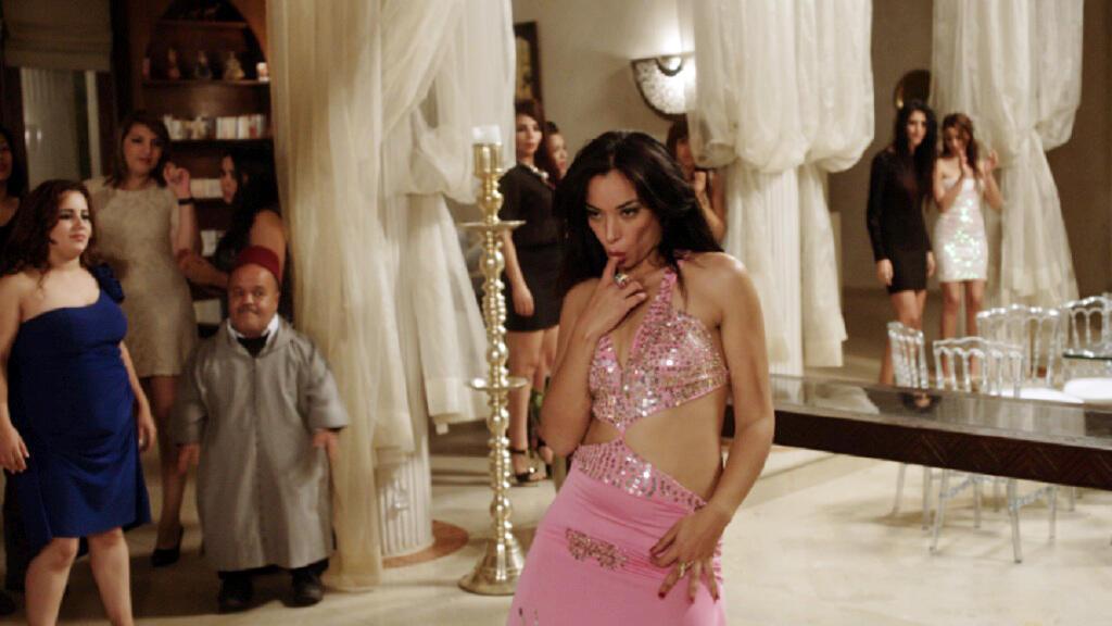 """فيلم """"الزين اللي فيك"""" تناول الدعارة في المغرب"""