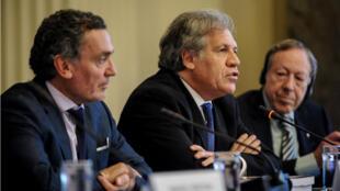 El Secretario de la OEA, Luis Almagro, solicitó la apertura de un canal humanitario para ayudar a los venezolanos.