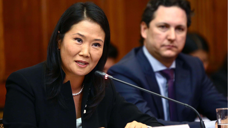 Keiko Fujimori presentó el recurso ante el TC para anular la sentencia de 25 años de cárcel de su padre.