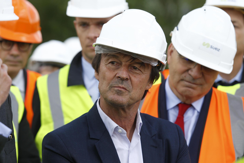 Nicolas Hulot prêt à affronter les poids lourds de l'industrie extractive ?