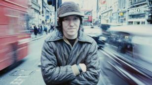 Elliott Smith à Londres en 1998.