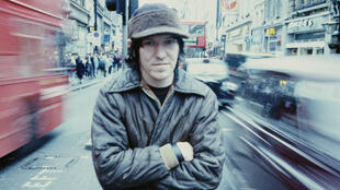Elliott Smith à Londres en 1998.