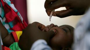 Polio africa nigeria child