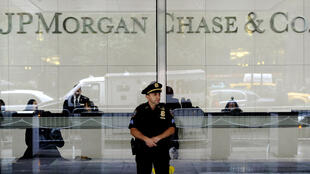 Le siège new-yorkais de JP Morgan, la première banque au monde par actifs