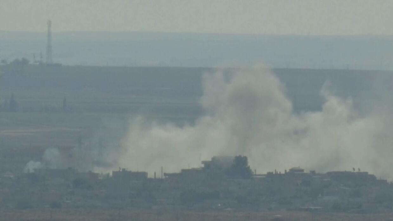 Express Orient - Offensive turque en Syrie : des dizaines de milliers de civils fuient les combats