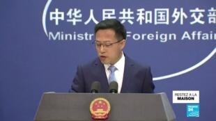 2020-04-17 14:03 Coronavirus :  Pékin s'inquiète des infections venant de Russie