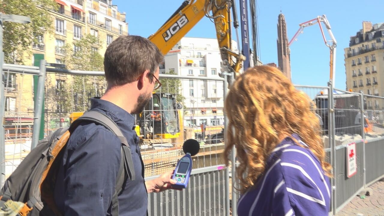 France in focus - Sounding off: The hidden cost of noise pollution in France