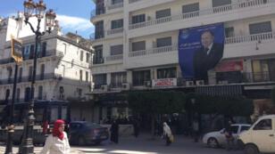 La place Audin à Alger