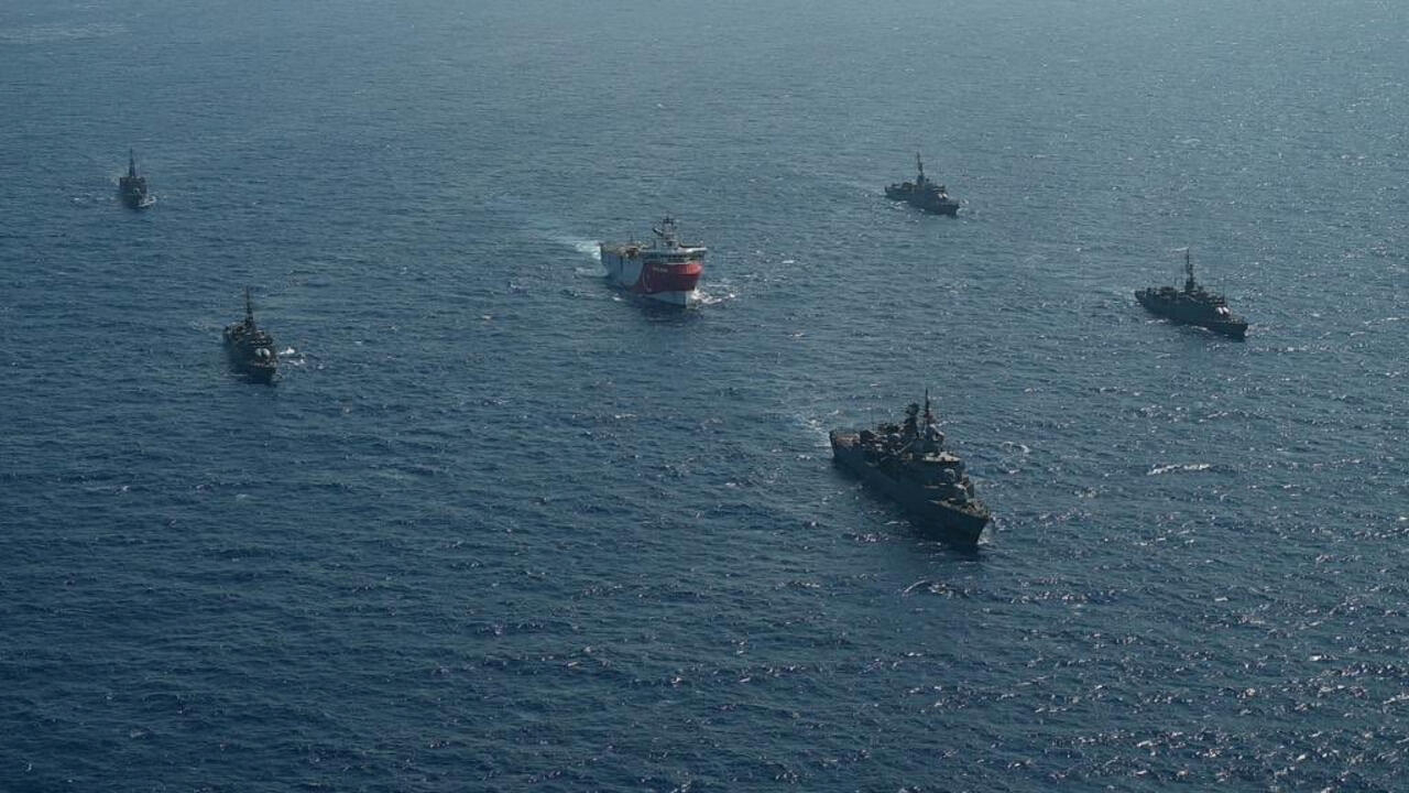France to bolster military presence in Mediterranean over Turkish gas explorations