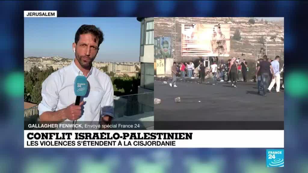 2021-05-17 17:00 Conflit israélo-palestinien : un commandant du jihad islamique tué