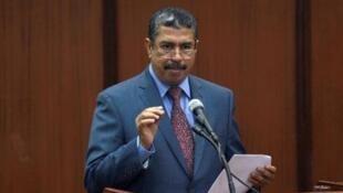رئيس الحكومة اليمنية خالد بحاح
