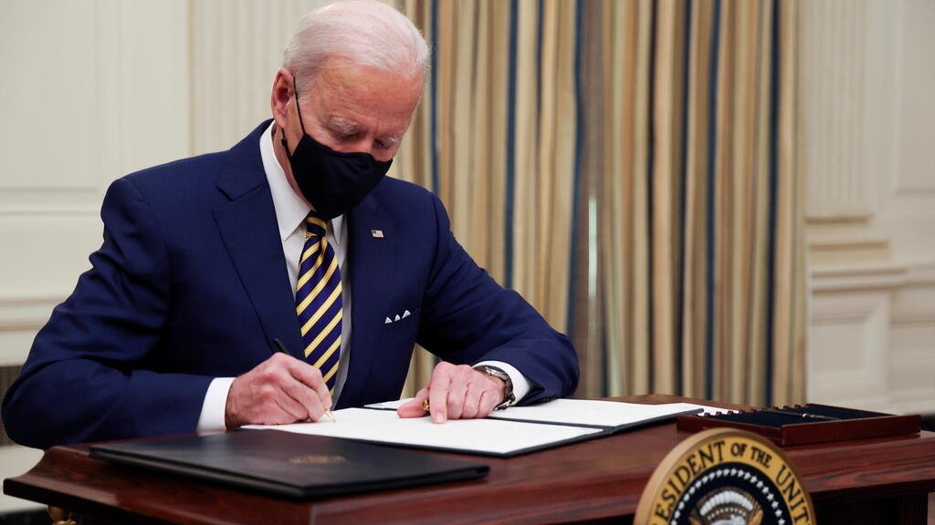 Biden to reinstate Covid-19 travel bans, says White House official