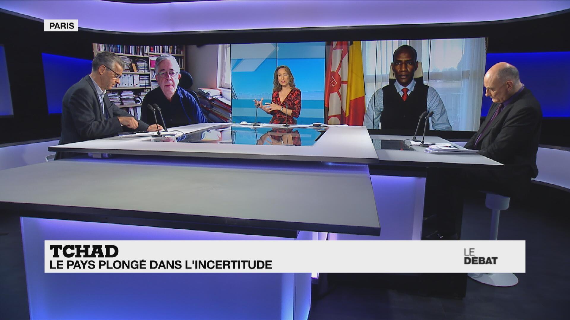 Le Débat de France 24 - mercredi 21 avril 2021