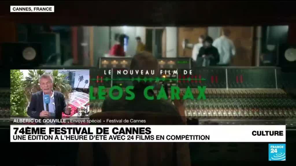"""2021-07-07 14:48 Festival de Cannes : la comédie musicale rock """"Annette"""" en ouverture de cette 74ème édition"""
