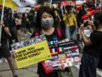 Nouveaux heurts lors de manifestations à Hong Kong