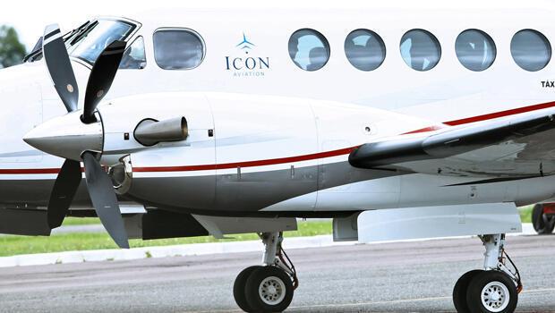Marcelo Odebrecht sale en un avión privado hacia Sao Paulo