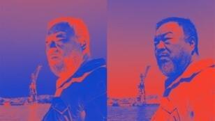 """Ai Weiwei presenta """"Fan-Tan"""" en Marsella, hasta el 12 de noviembre 2018."""