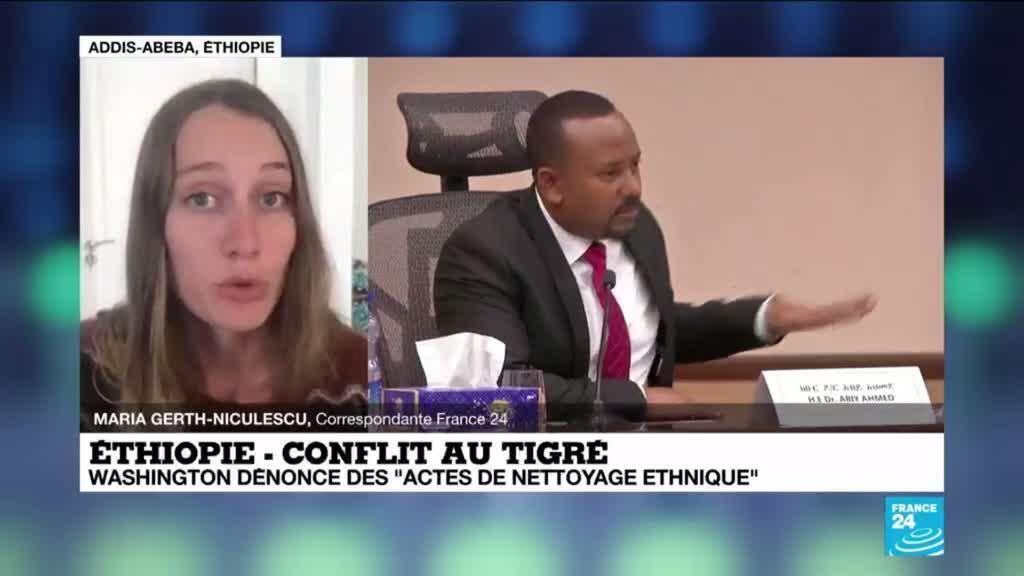 """2021-03-11 13:11 Ethiopie : les autorités de la région Amhara nient tout """"nettoyage ethnique"""" au Tigré"""