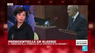 """2019-12-13 14:25 Présidentielle en Algérie : """"A. Tebboune nourrit des liens quasi familiaux avec la famille Bouteflika"""""""