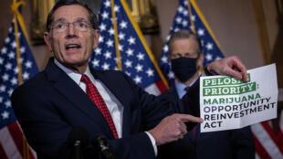 Republicanos en contra de la marihuana