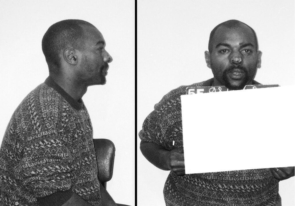 Photo de Guy Georges, diffusée par la police en 1998.
