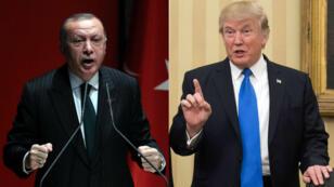 Le président turc Recep Tayyip Erdogan et son homologue américain, Donald Trump, ont réagi à la quatrième journée de mobilisation des Gilets jaunes en France.