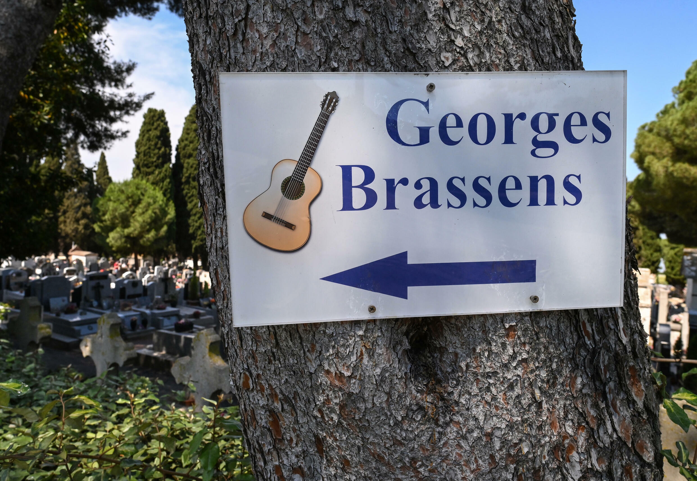 La posizione della tomba di Georges Presence è l'11 giugno 2021 al cimitero di Chad nell'Herald