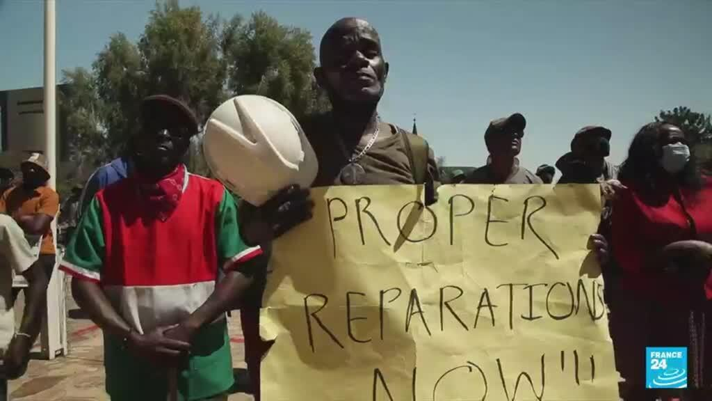 2021-09-23 09:07 Namibian opposition criticises genocide compensation deal with Germany