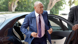 Ahmad Ahmad, le président de la Confédération africaine de football (CAF).