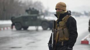 Le complexe de l'Académie militaire d'Afghanistan à Kaboul est la cible d'une attaque depuis plusieurs heures, ce 29 janvier.