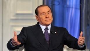 Silvio Berlusconi a perdu mercredi son siège de sénateur