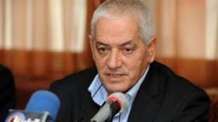 Hussein Abassi, secrétaire général de l'UGTT