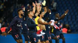 Le PSG a signé un septième succès de rang.