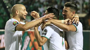 L'Algérie rejoint le Sénégal en finale de la CAN-2019.