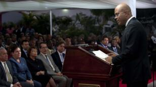 Michel Martelly a déclaré, vendredi 16 janvier, qu'Evans Paul serait bien le nouveau Premier ministre.