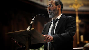 Tareq Oubrou, recteur de la grande mosquée de Bordeaux, instigateur de la tribune parue dans Le Monde le mardi 24 avril.