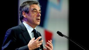 François Fillon doit dévoiler son nouveau projet pour la santé, mardi 21 février 2017, à l'occasion de l'événement Place de la santé organisé par la Mutualité française.