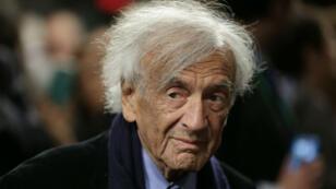 الكاتب الفرنسي الحائز على جائزة نوبل للسلام إيلي فيزيل