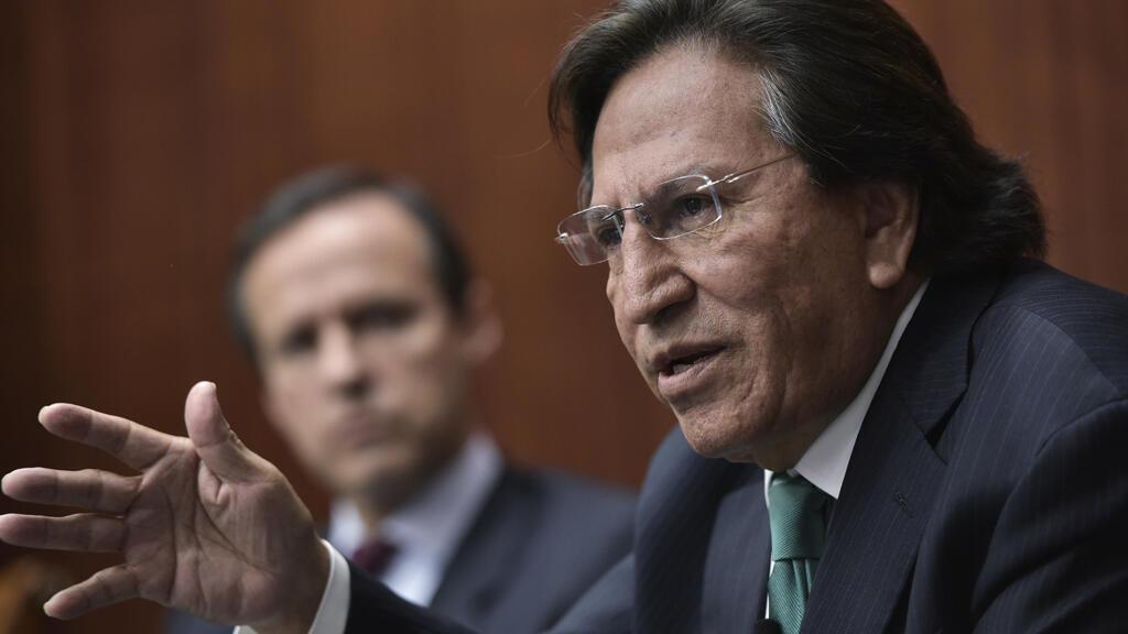 El expresidente de Perú, Alejandro Toledo, podría recibir penas de entre 8 y 15 años de cárcel.