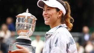 غاربيني موغوروزا، النجمة الصاعدة في رياضة كرة المضرب