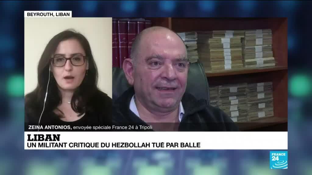 """2021-02-04 12:03 Mort de Lokman Slim au Liban : """"Il représentait une minorité d'intellectuels chiites"""" contestant le Hezbollah"""