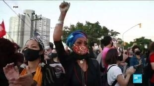 2020-11-25 13:18 Brazil police arrest supervisor in deadly Carrefour beating