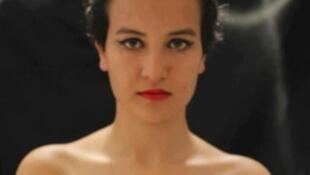 Amina Tyler (peudonyme), première Femen tunisienne