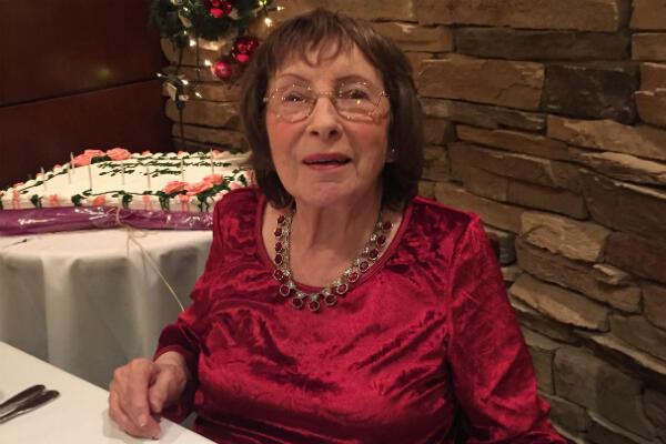 Louise Dillery est aujourd'hui âgée de 92 ans.