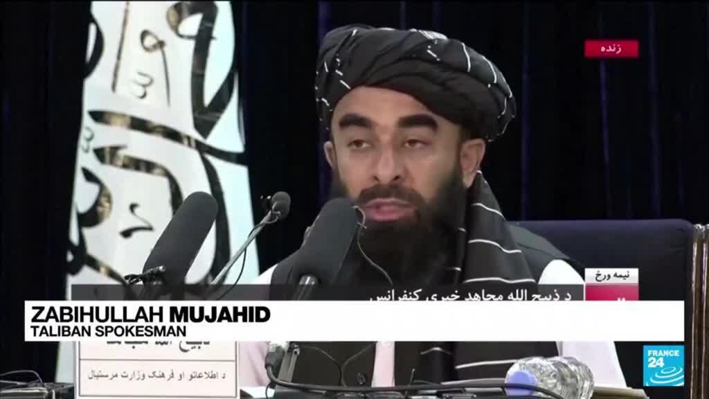 2021-09-22 14:11 Afghanistan's Taliban ask to address UN General Assembly