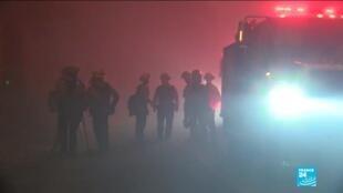 2020-09-11 10:06 500 000 personnes évacuées dans l'Oregon à cause des feux qui ravagent la Californie