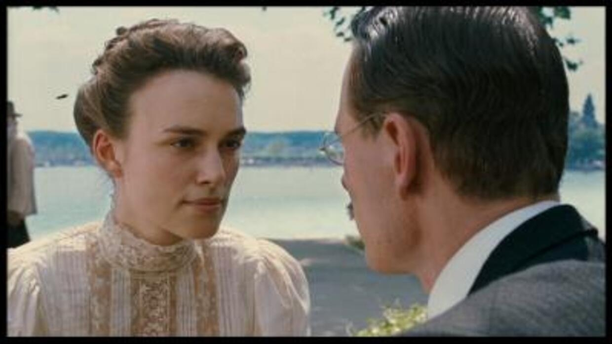 Image result for A Dangerous Method movie