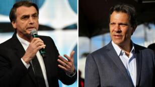 من سيرأس البرازيل، المرشح اليساري فرناندو حداد أم اليميني المتشدد جايير بولسونارو؟